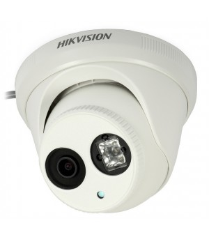 Dome IP Camera Hikvision (1.3MP, 4mm, 0.01 lux, IR up to 30m)