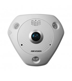Dome IP Kamera HikVision DS-2CD6362F-IS 6MP FISHEYE 1.27mm 360* kut pokrivanja