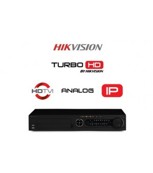 32 Kanalni TURBO HD DVR Hikvision VIDEO SNIMAČ 32 kanalni IP, HDTVI, ANALOG DS-7332HGHISH