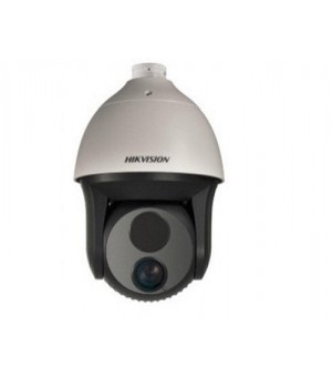 Thermalna kamera+Optical Bi-spectrum mrezna PTZ kamera HikVision (150m IR, 1080p, Ultra low light)