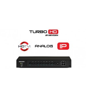 TURBO HD video snimač Hikvision DS-7204HQHI-SH (4kanala, 1080p@25fps, H.264, HDMI, VGA)
