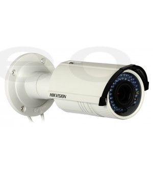 IP Kamera DS-2CD2642FWD-I (4MP, varifokalna 2.8-12mm, 0.01 lx, IR do 30m, WDR) + Alarm ulaz i izlaz