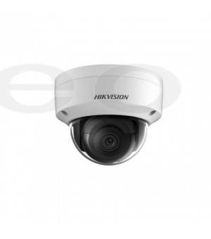 Dome IP Kamera Hikvision DS-2CD2123G0-I (2MP, 4mm, IK10, IR do 30m)