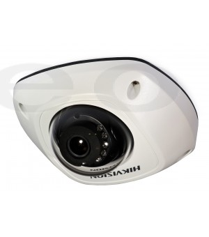 Kamera Hikvision DS-2CD2542FWD-IWS (4MP, 2.8mm, 0.01 lx, IK08, IR do 10m) + Mikrofon + WIFI