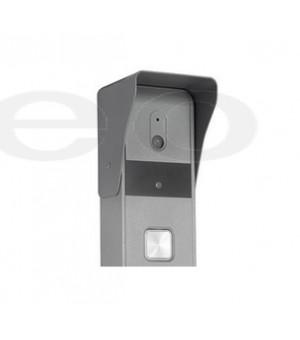 NOVO - Video Intercom Water Proof Door Station jedna pozivna tipka DS-KB2421-IM