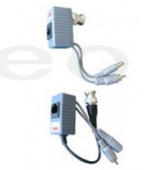 Par specijalnih video baluna Audio/video/power kroz RJ45 - LST213BC