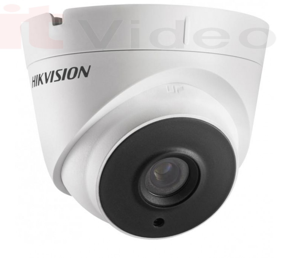 TURBO HD Kamera Hikvision DS-2CE56D0T-IT3F (2Mpx, 3,6mm=98°, 0.01 lx, IR up 40m), - brend: HikVision, - cijena: 498,75 kn