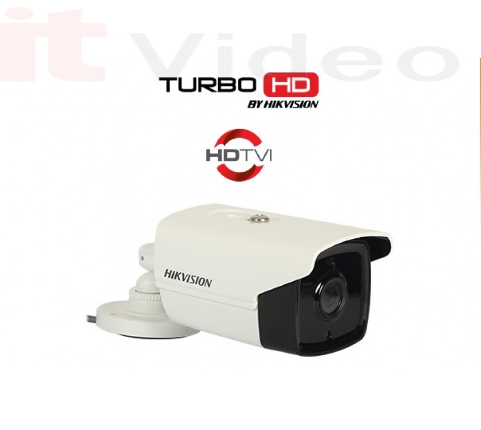 TURBO HD Kamera Hikvision DS-2CE16D1T-IT3 (bullet, 1080p, 3.6mm, 0.01 lx, IR do 40m), - brend: HikVision, - cijena: 975,00 kn