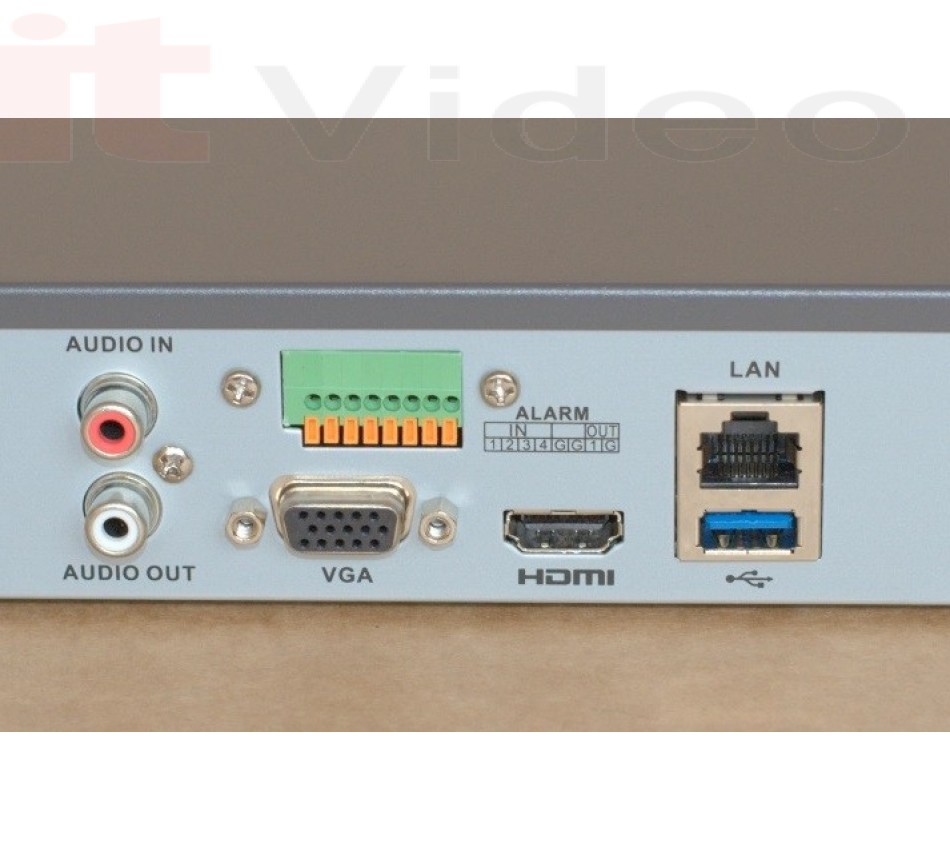 IP video snimač Hikvision DS-7616NIE2 (16ch, 100Mbps, 2xSATA, VGA, HDMI, ALARM IN/OUT), - brend: HikVision, - cijena: 2.998,75 kn