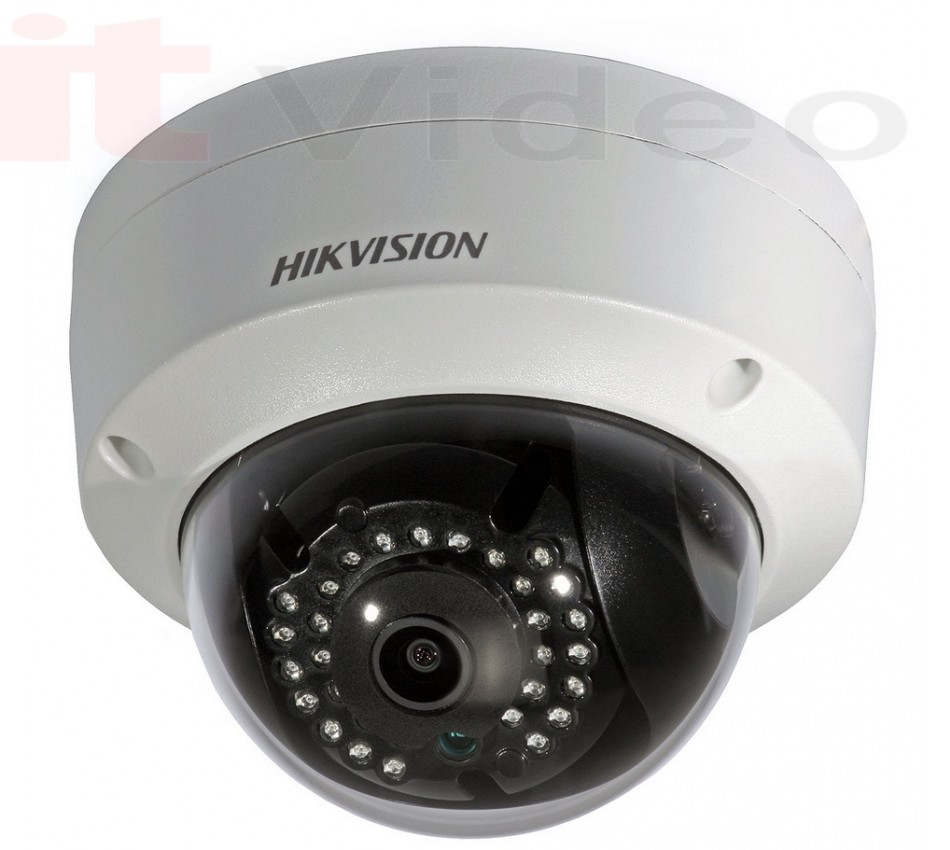 Dome IP Kamera Hikvision DS-2CD2142FWD-I (4MP, 4mm, 0.01 lx, IK08, WDR 120 dB, IR do 30m), - brend: HikVision, - cijena: 1.748,75 kn