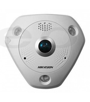IP FISHEYE Kamera Hikvision KAMERA DS-2CD63C2F-IVS(2mm) (12 Mpx, IR: do 15 m, 360°)